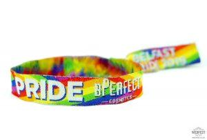 corporate pride event wristbands