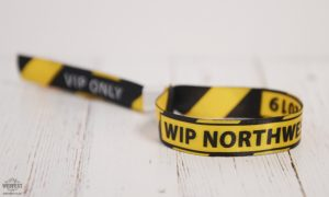 custom event wristbands