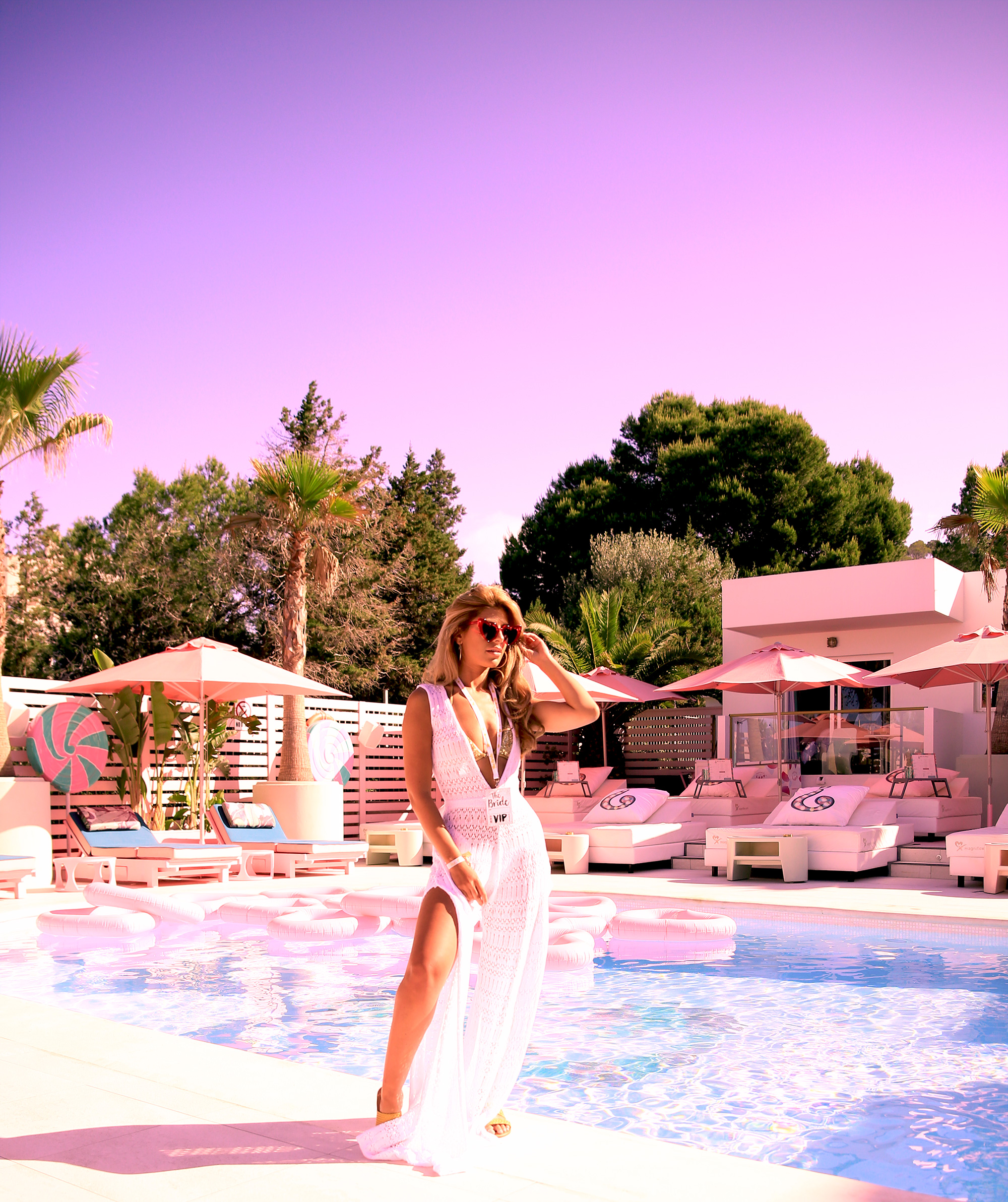 ibiza hens party wiki woo hotel bride to be ideas