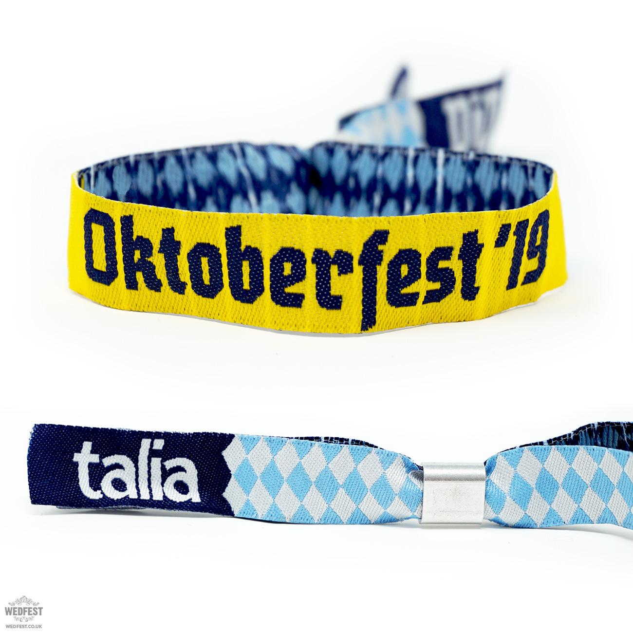oktoberfest wristbands manufacturer