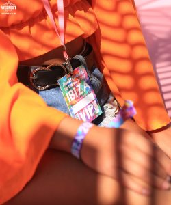custom ibiza wedding wristbands lanyards stationery
