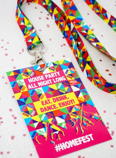 homefest festival at home accessories favours