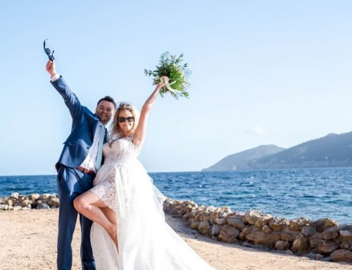 Melissa & Dan's Ibiza Wedding Stationery