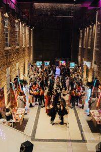 rock n roll bride live exhibitors party