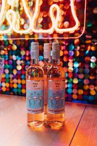 rock n roll bride live veronica dearly wine