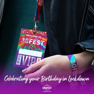 30fest covid lockdown 30th birthday party ideas