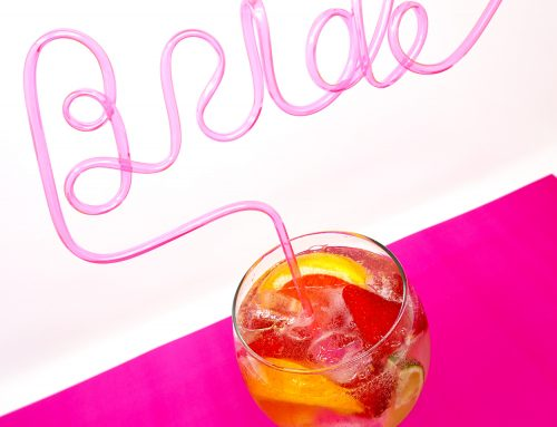 Hen Party Bride Straw