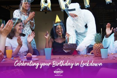 coronavirus birthday party in covid lockdown